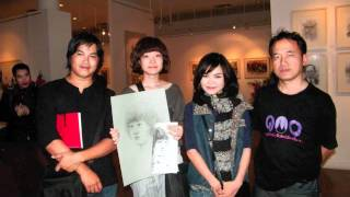 Thai-Viet 3 Artits Exhibition in hanoi.m4v