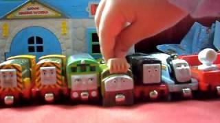 thomas y sus amigos collection