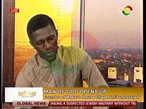 NewDay - Exclusive interview with REV. Michael Boadi Nyamekye - 5/8/2015
