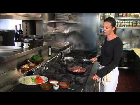 Julie & Julia  Cooking Lesson from Chef Suzanne Goin