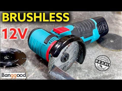 Smerigliatrice angolare ricaricabile da 12 V brushless. Flex da 76mm. VS PARKSIDE LIDL