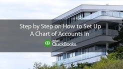 How to Set Up a Chart of Accounts for a Real Estate Company in QuickBooks Desktop