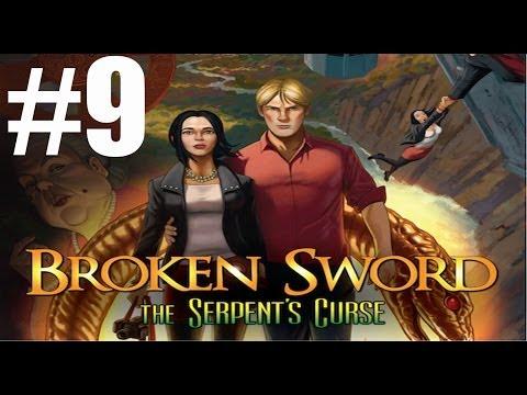 Broken Sword 5 The Serpent's Curse Walkthrough Part 9 Gameplay Lets Play Review