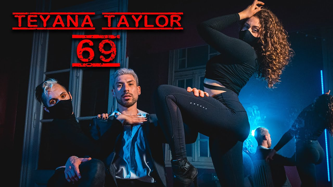 Teyana Taylor - 69 / Coreografia @okdereon