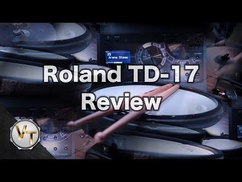 Roland TD-17 Review (Nerd Version)