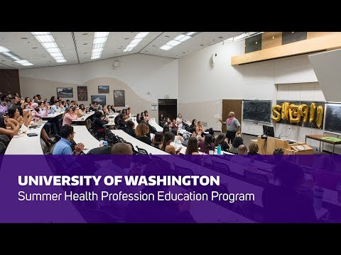 Summer Health Professions Education Program (SHPEP)