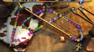 Luxor 2 HD Stage 14 Complete Gameplay