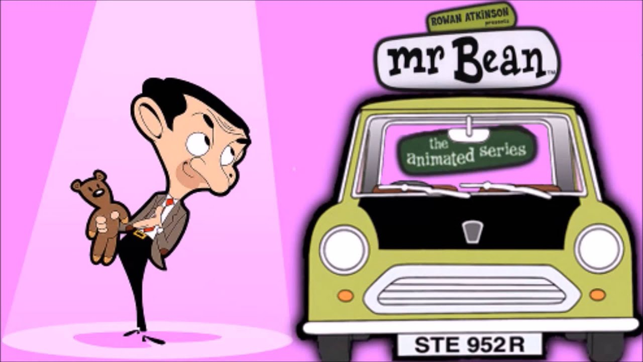 Mr Bean The Animated Series Theme Song - 1 hour - YouTube - photo#26