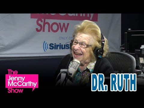 Dr. Ruth on The Jenny McCarthy Show