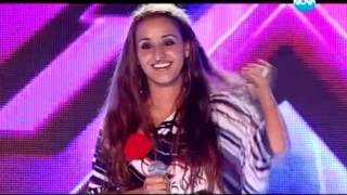The XFactorBG 2   Teodora Concheva The XFactorBG 2   Теодора Цончева