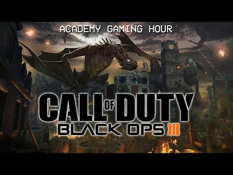 Academy Gaming Hour w/ Call of Duty: Black Ops III - Descent