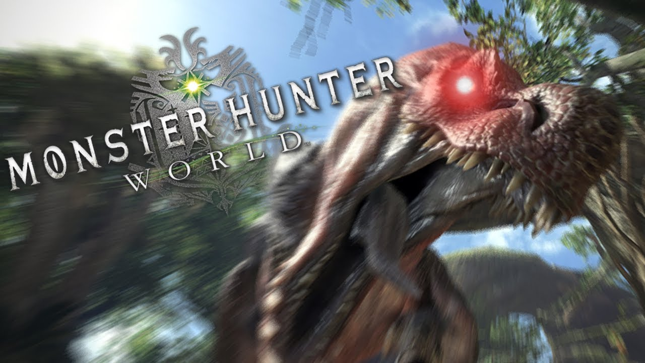How 2 Monster Hunter World Youtube
