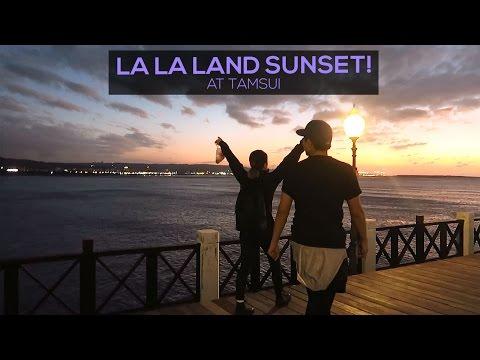 La La Land Sunset at Tamsui | TAIPEI CITY, TAIWAN