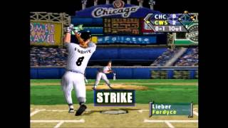 Sammy Sosa High Heat Baseball 2001 Cubs vs White Soxs Part 2