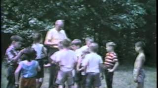 8mm Home Movie - Willowbrook Park Picnic, Staten Island NY - 1964