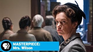 Inside Look | Mrs. Wilson | MASTERPIECE | PBS