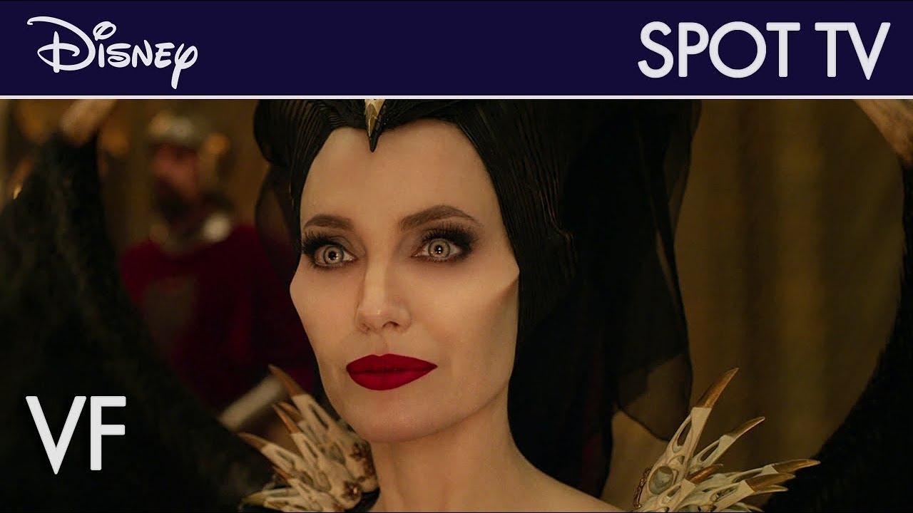 Maléfique : Le Pouvoir du Mal - Spot TV : Le règne (VF)   Disney