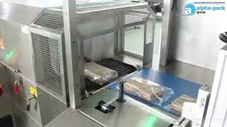 APSS5022 70ppm Automatic High Speed Side Sealer