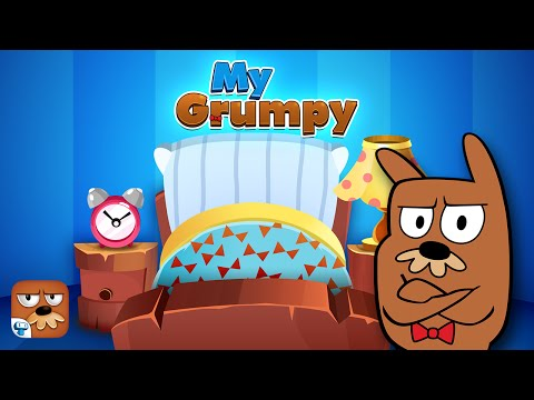 My Grumpy - Virtual Pet Game for iPhone and Android