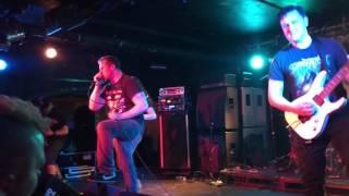MAN MUST DIE ~ It Comes In Threes  (Bristol Deathfest, Bristol Bierkeller) 15/04/2017