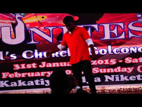 St. Joseph's Cathedral performance at Unifest - 2015