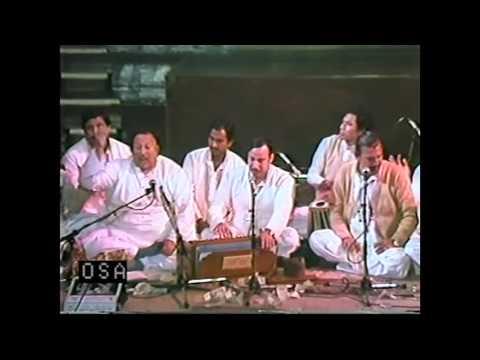 Ali Maula Ali Dam Dam (Manqabat) - Ustad Nusrat Fateh Ali Khan - OSA Official HD Video