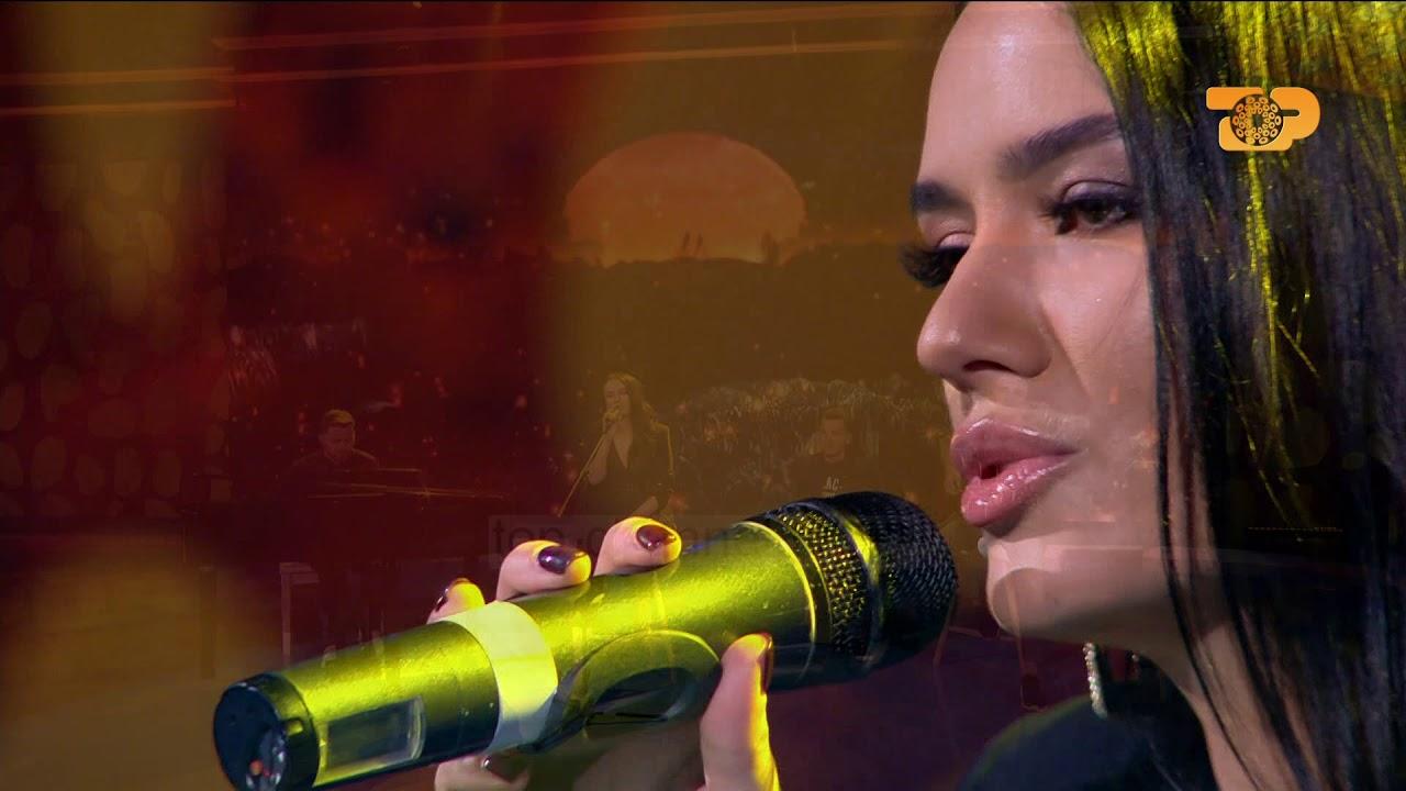 """Bora Zemani këndon """"She will be loved"""" nga Maroon 5 në """"E Diell"""" 17 mars  2019 - YouTube"""