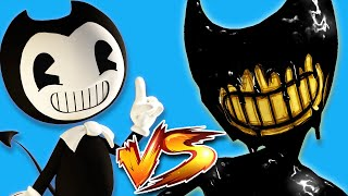 BENDY VS. EVIL BENDY - Bendy and the Ink Machine Music Video