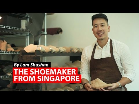 The Shoemaker from Singapore | CNA Insider