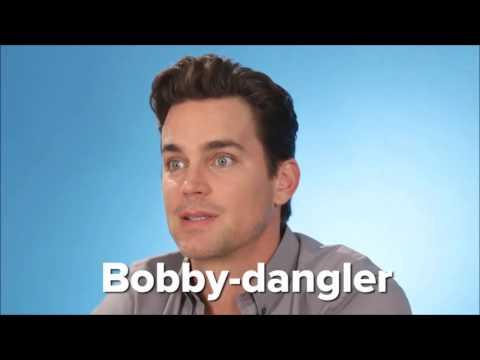 Matt Bomer  Cute  Funny  Adorable Part 2