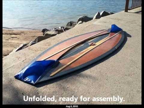 Fold Up Kayak Movie Wmv Youtube