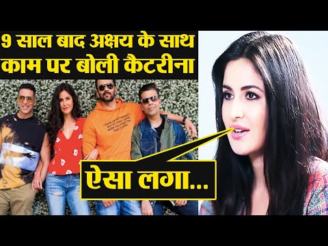 Katrina Kaif opens up on reuniting with Akshay Kumar in Sooryavanshi | FilmiBeat Mp3