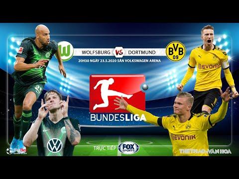 NHẬN ĐỊNH BÓNG ĐÁ ĐỨC Wolfsburg Vs Dortmund. Kèo Nhà Cái. Trực Tiếp FOX Sports. Bundesliga Vòng 27