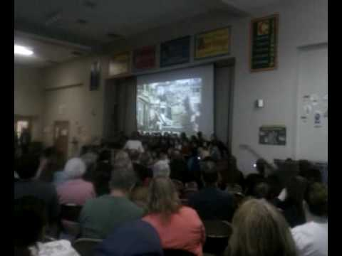 Browne Elementary School Dedication to Haiti