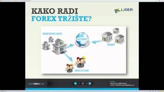 FXLider Forex Srbija - Uvodni kurs 1