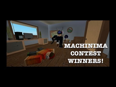 [Machinima Contest Winners!]