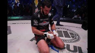 KSW 46: Mamed Khalidov - wywiad po walce | Cage interview