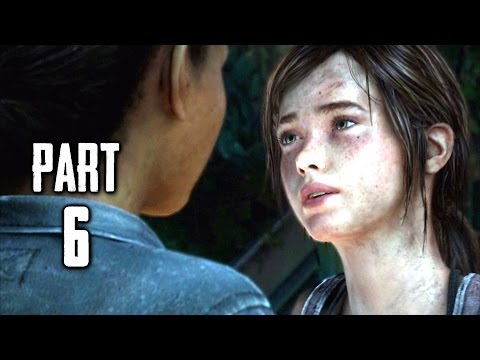 The Last of Us Left Behind Gameplay Walkthrough Part 6 - True Love (DLC)