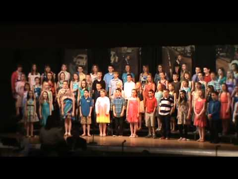 Catch a Falling Star - Central Cass Children's Choir