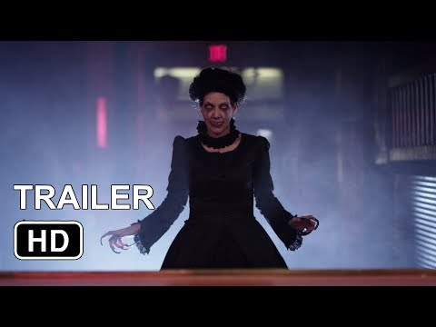 AMERICAN POLTERGEIST: THE CURSE OF LILITH RATCHET - MOVIE TRAILER