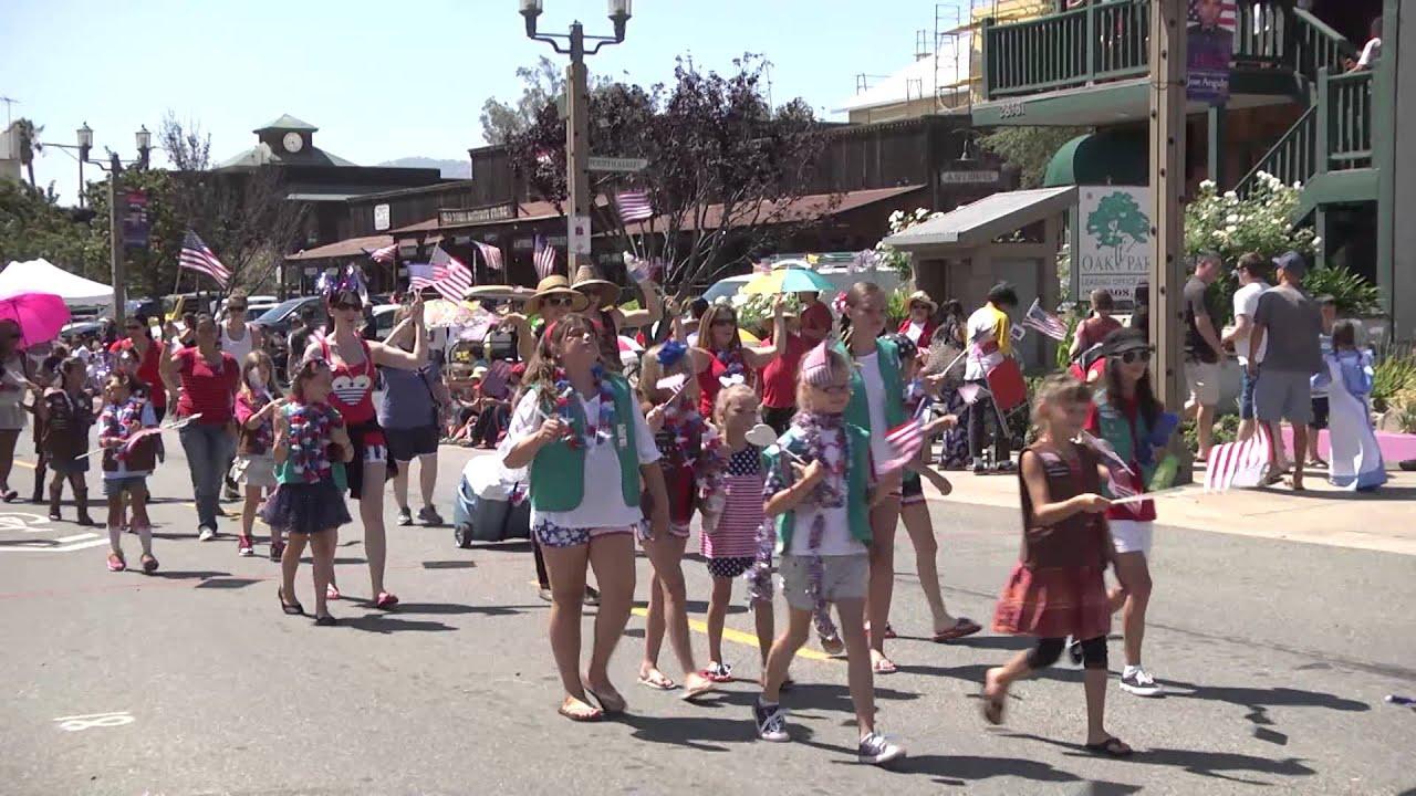A Heartfelt 4th of July Parade, Temecula, CA 2015 - YouTube