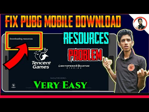 PUBG MOBILE Download / download resources | how to fix this problem of pubg  / by TheHelpTube