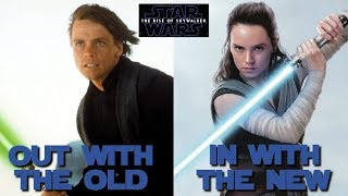 Mark Hamill is done with Star Wars, but for Daisy Ridley this is just the beginning