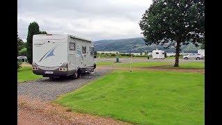 Reisebericht Argyll Caravan Park (Schottland) Juni 2017
