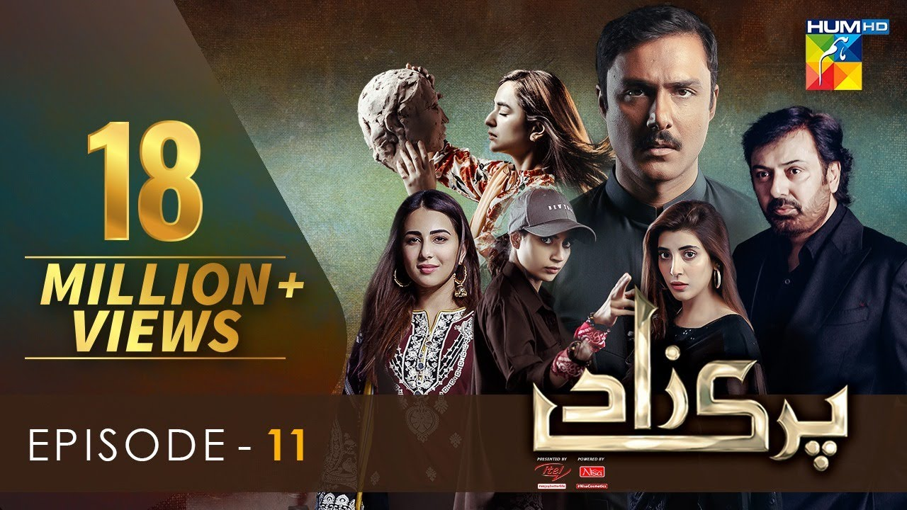 Download Parizaad Episode 11 | Eng Subtitle | Presented By ITEL Mobile, NISA Cosmetics & West Marina | HUM TV
