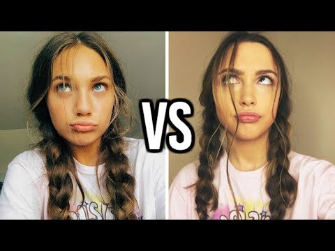 I Copied Maddie Ziegler's Instagram For a Week...