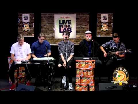 RadioBDC Live in the Lab: Joywave perform 'Somebody New'