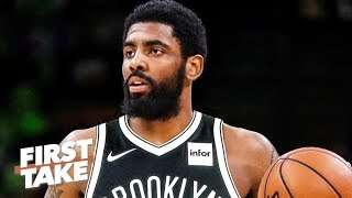 Download Kyrie Irving vs. the Celtics will be a spectacle – Max Kellerman | First Take Mp3 and Videos