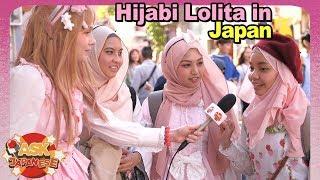 Hijab Lolita Fashion in Japan and Abroad|Interview with 3 Hijabi Lolita Fashion girls in Tokyo