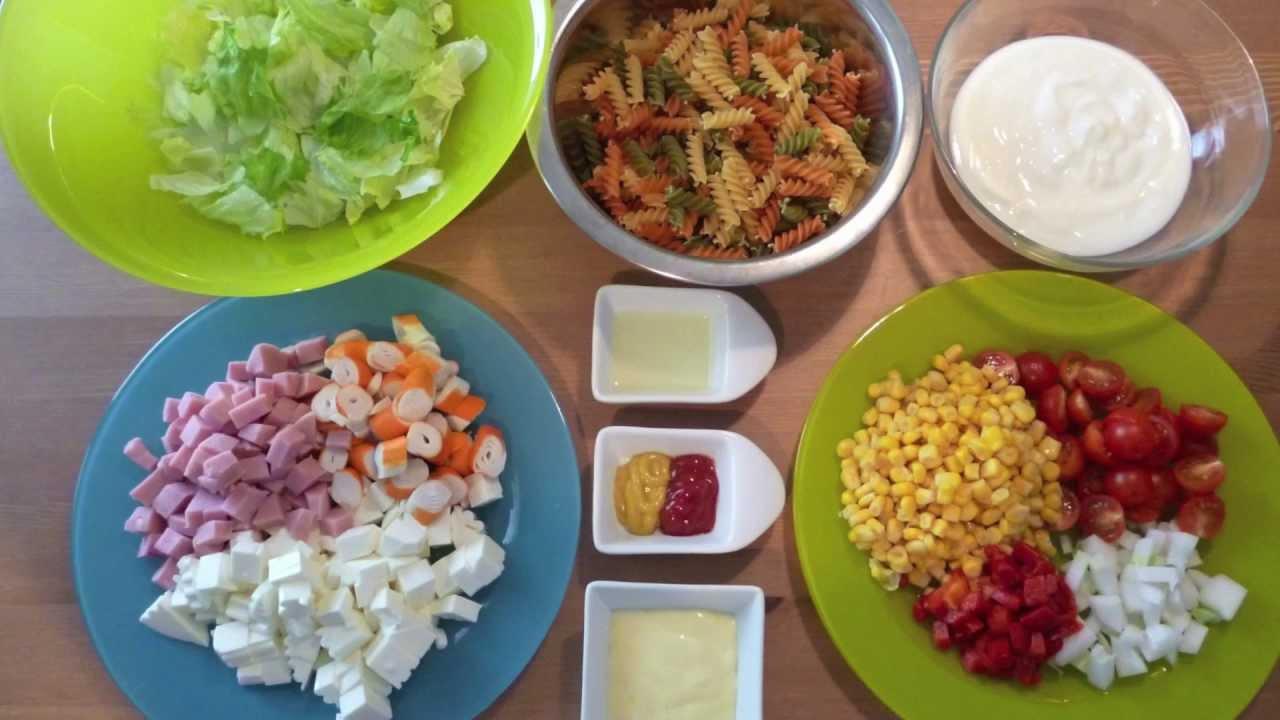 Receta salsa yogur ensalada
